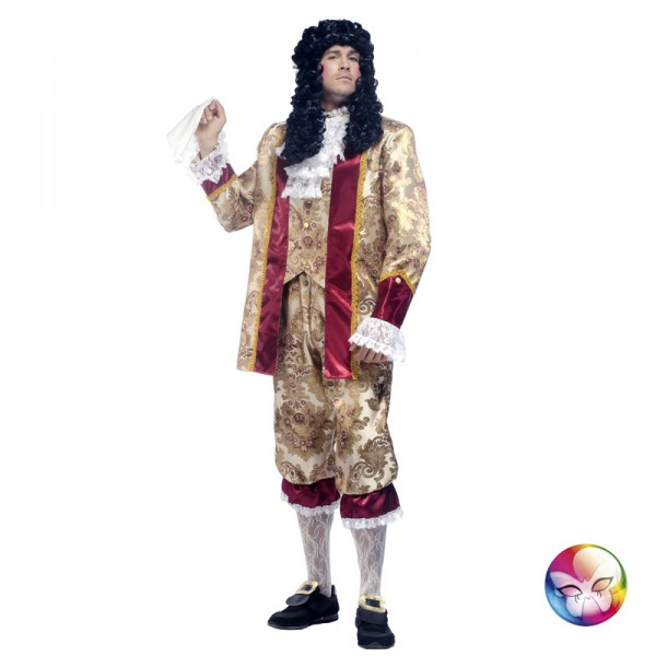 Costume Comte Phillipe