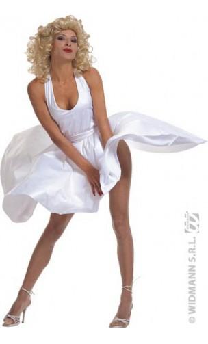 Costume Marilyn Monroe