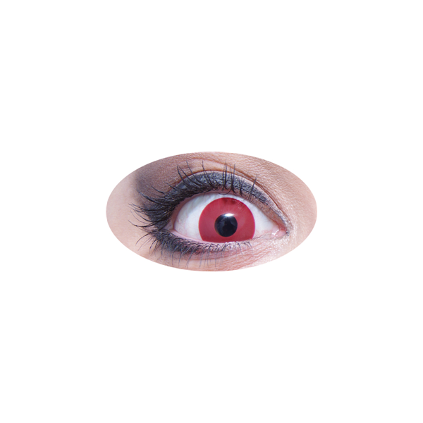 Lentilles Oeil Rouge