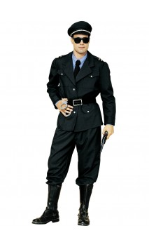Costume Policier Luxe