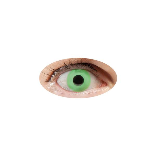 Lentilles Oeil Vert