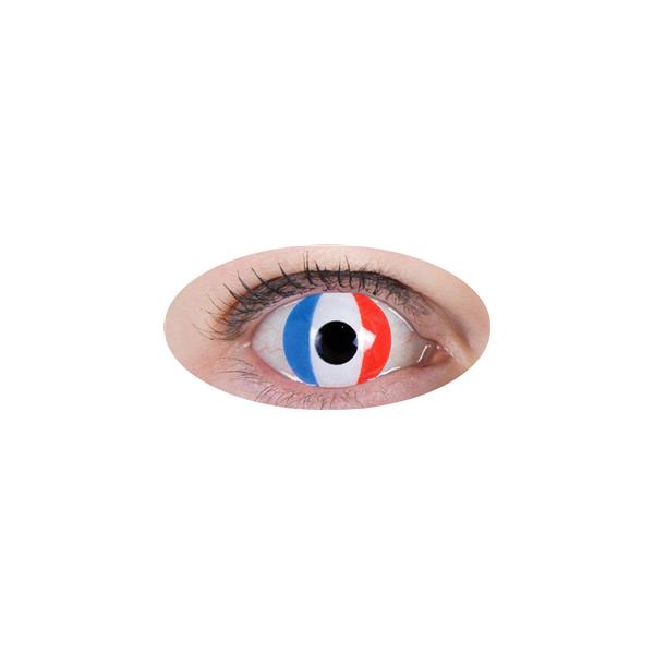 Lentilles Bleu Blanc Rouge