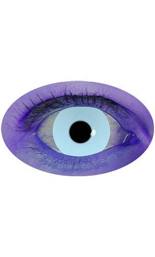 Lentilles Blanc UV