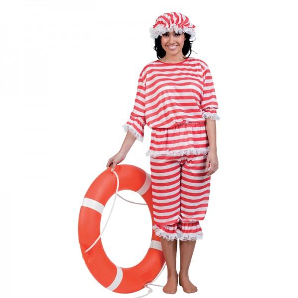 Costume Baigneuse Année 20