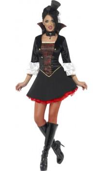 Robe Vampiresse Cabaret