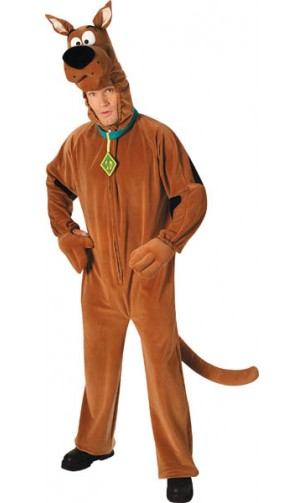 Costume Scoobydoo