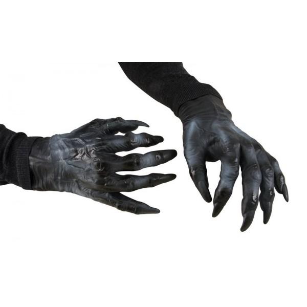 Mains de monstre