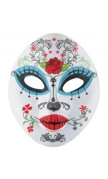 Masque Dia de los Muertos Femme