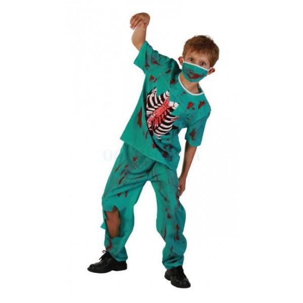 Chirurgien Zombie Enfant