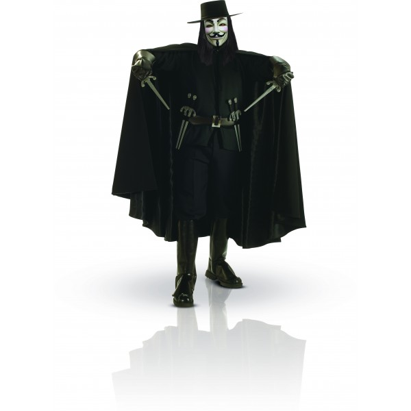 V Pour Vendetta Luxe