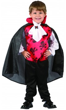 Costume Vampire Bébé 2