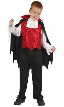 Costume vampire luxe enfant