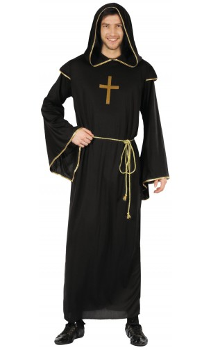 Costume religieux gothique homme