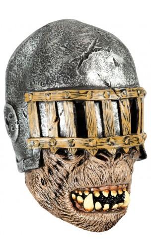 Masque guerrier monstrueux