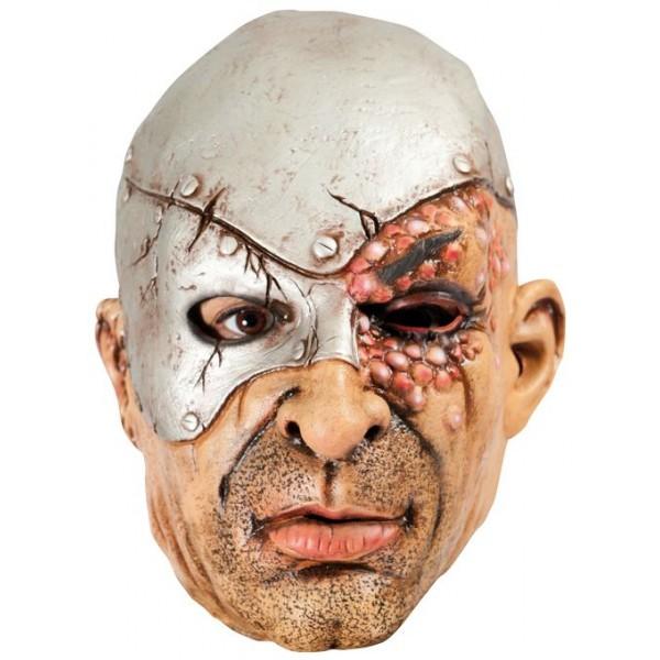 Masque survivant réaliste