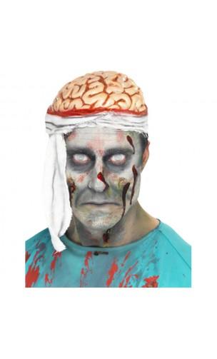Chapeau cervelle avec bandage