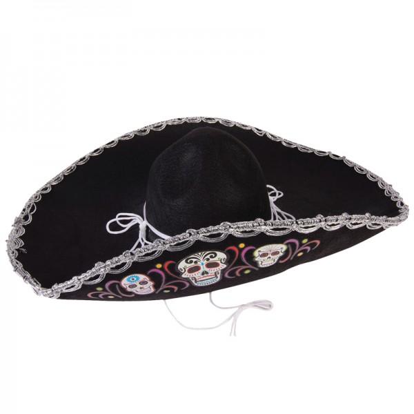 """Sombrero luxe """"Los muertos"""""""