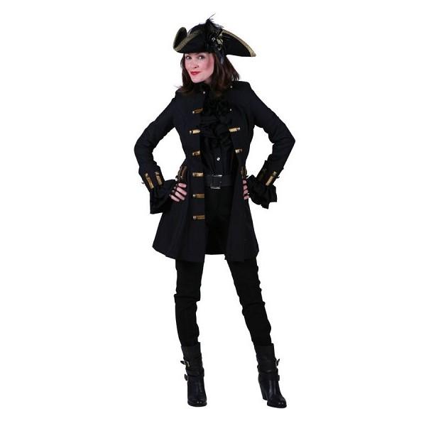 Veste Pirate Femme Luxe