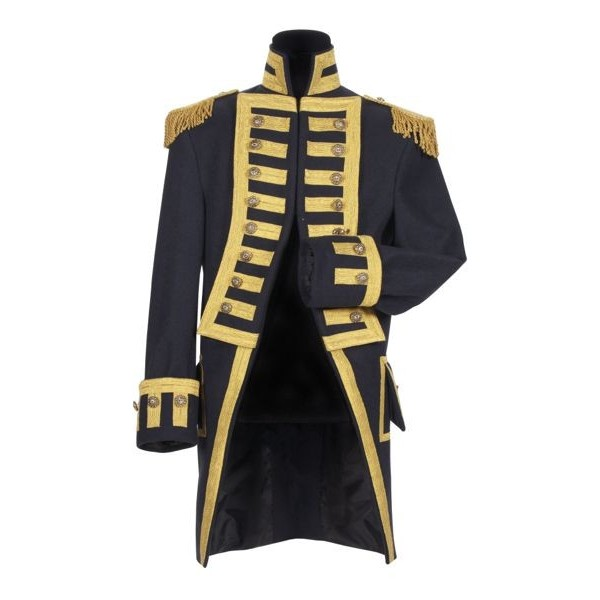 Veste Pirate Homme Luxe
