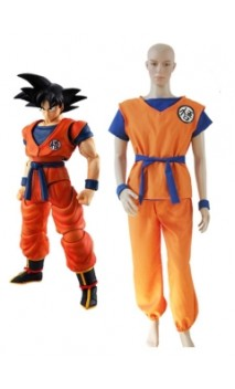 Costume Son Goku - Dragon ball Z