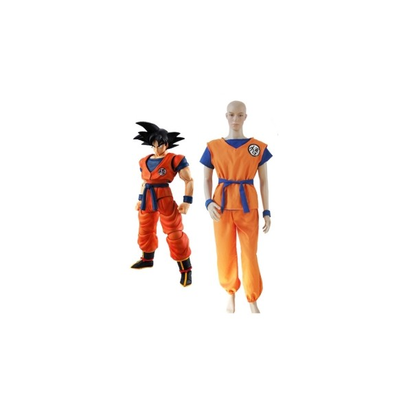 Costume Son Goku - Dragon ball Z