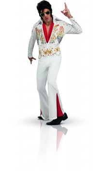 Costume Elvis Luxe