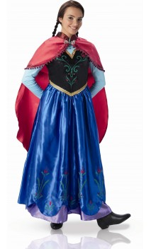 Costume Anna - Reine des neiges