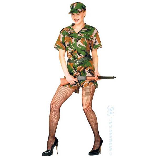 Déguisement Militaire Femme 1