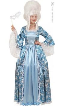 Marquise baroque bleue