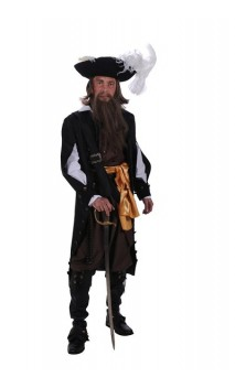 Costume Pirate Barbossa