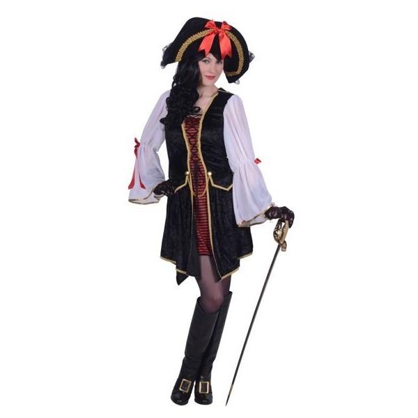 Déguisement pirate femme 2