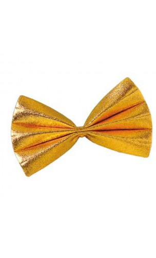 Noeud Papillon doré