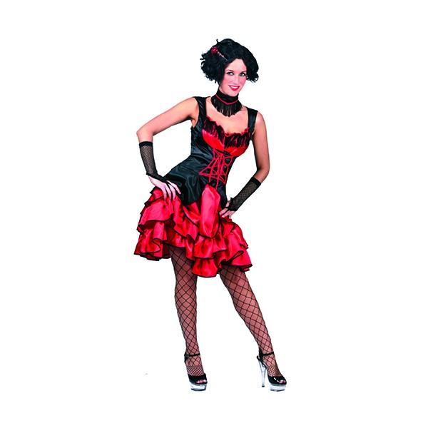 BOA EN PLUMES Rouge,Cabaret,Charleston,Cancan,Saloon,1930,Accessoire,Déguisement