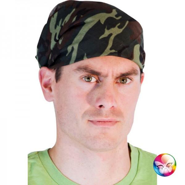 Bandana militaire camouflage