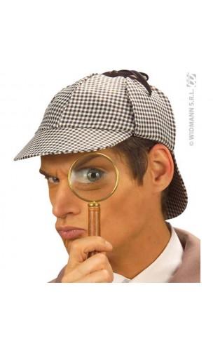 Casquette détective Sherlock Holmes