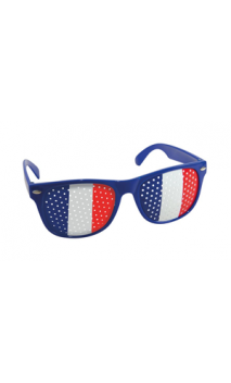 Lunettes supporter France