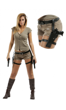 Holster Lara Croft double