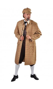 Costume Sherlock Holmes