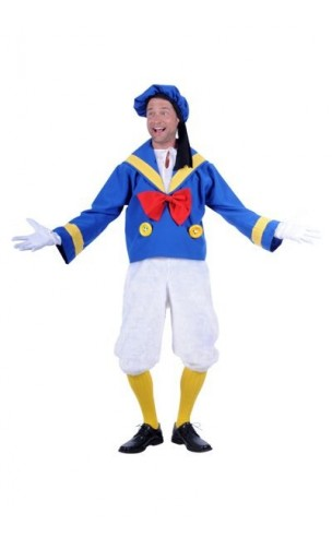 Déguisement canard Donald