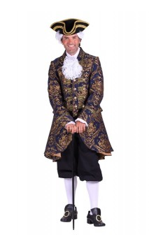 Costume Louis 16 luxe 4