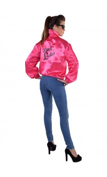 Veste grease pink lady