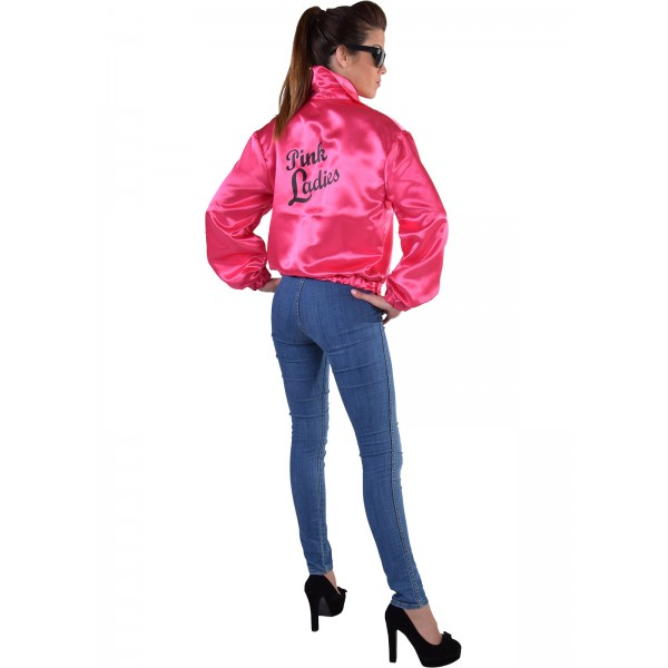 Veste grease pink lady