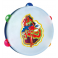 Tambourin avec cymbales plastique