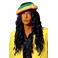 Perruque rasta Bob Marley