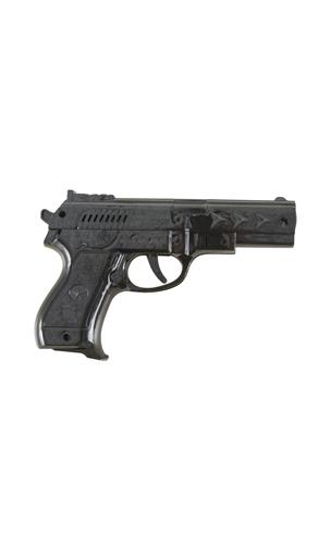 Pistolet automatique plastique