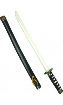 Epée ninja katana noire