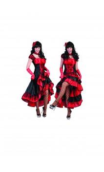 Déguisement Flamenco luxe 1