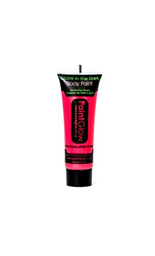 Maquillage phospho rouge