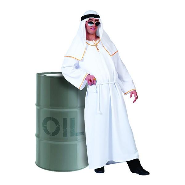 Déguisement d'arabe Qatari