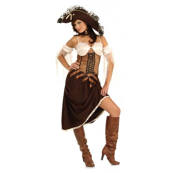 Déguisement pirate femme 3